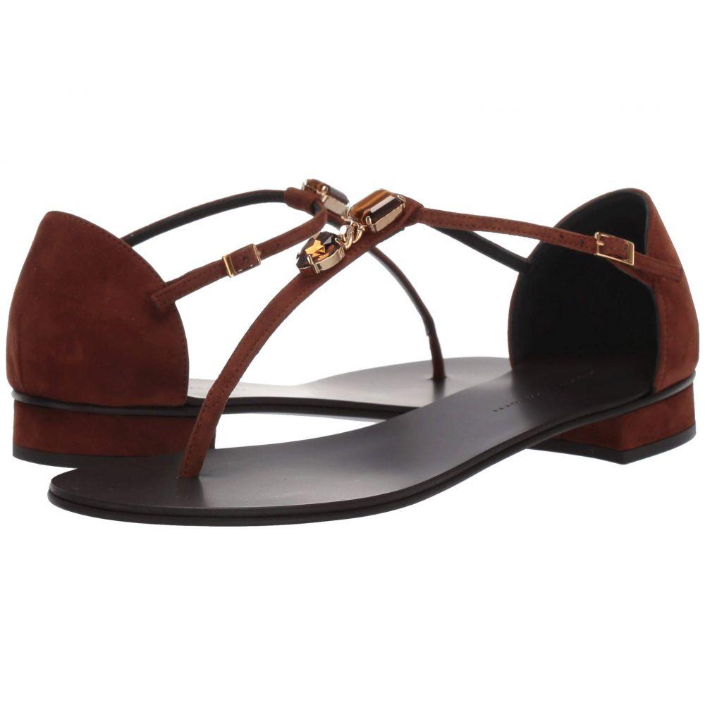 ジュゼッペ ザノッティ Giuseppe Zanotti レディース サンダル・ミュール シューズ・靴【I900014】Brunette