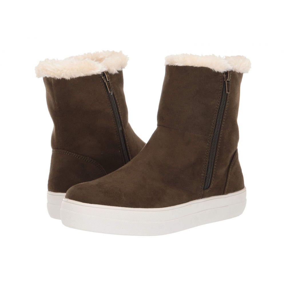 ミア MIA レディース ブーツ シューズ・靴【Merion】Olive