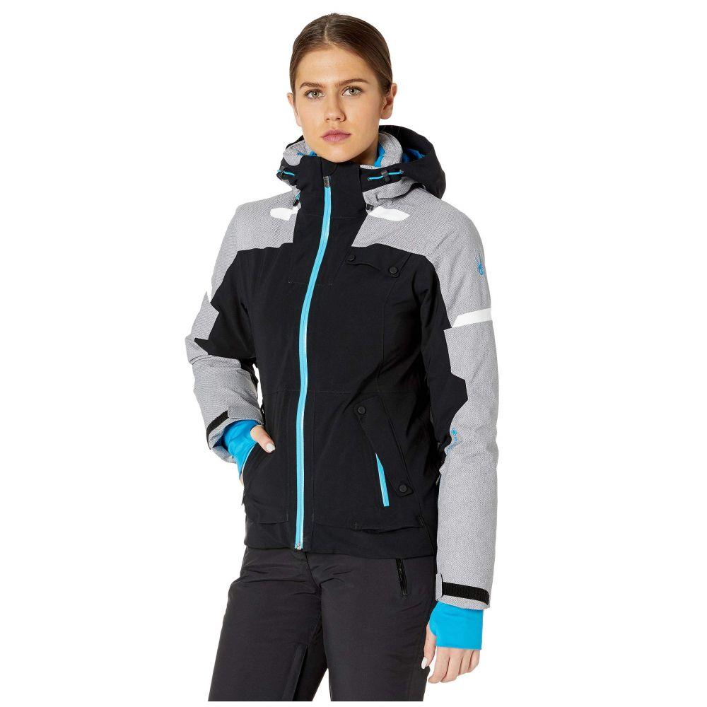スパイダー Spyder レディース スキー・スノーボード ジャケット アウター【Balance GTX Jacket】Black