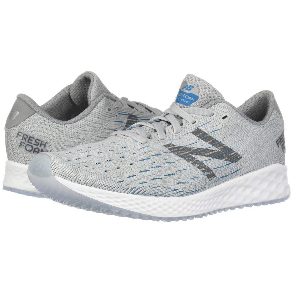 ニューバランス New Balance メンズ ランニング・ウォーキング シューズ・靴【Fresh Foam Zante Pursuit v1】Light Aluminum/Steel