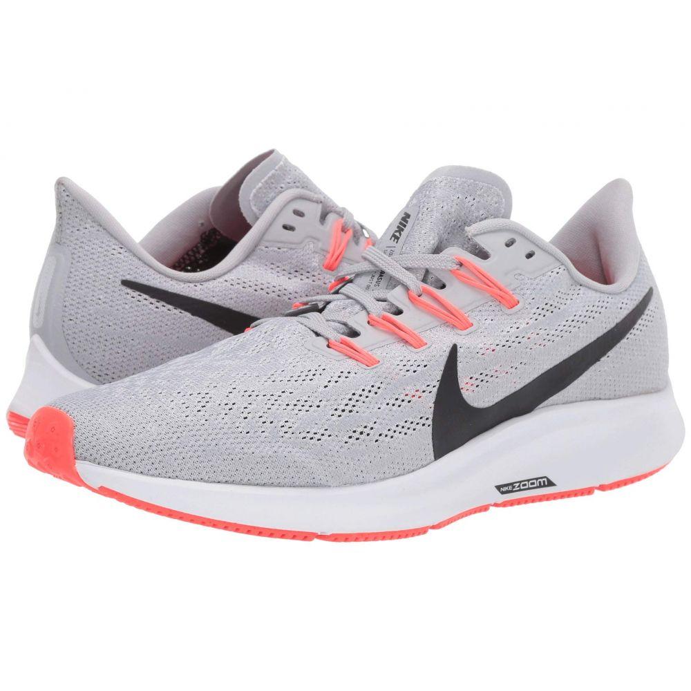 ナイキ Nike メンズ ランニング・ウォーキング エアズーム シューズ・靴【Air Zoom Pegasus 36】Wolf Grey/Black/White/Bright Crimson