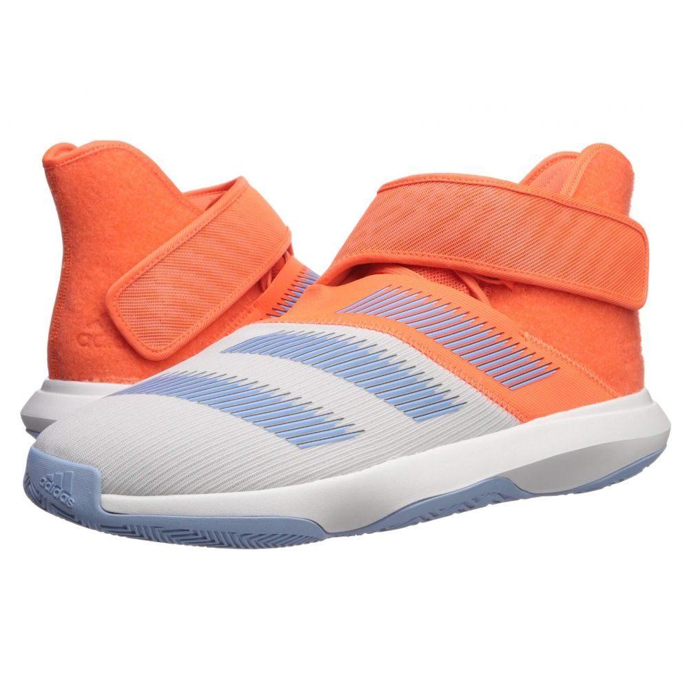 アディダス adidas メンズ バスケットボール シューズ・靴【Harden B/E 3】Footwear White/Hi-Res Coral/Glow Blue