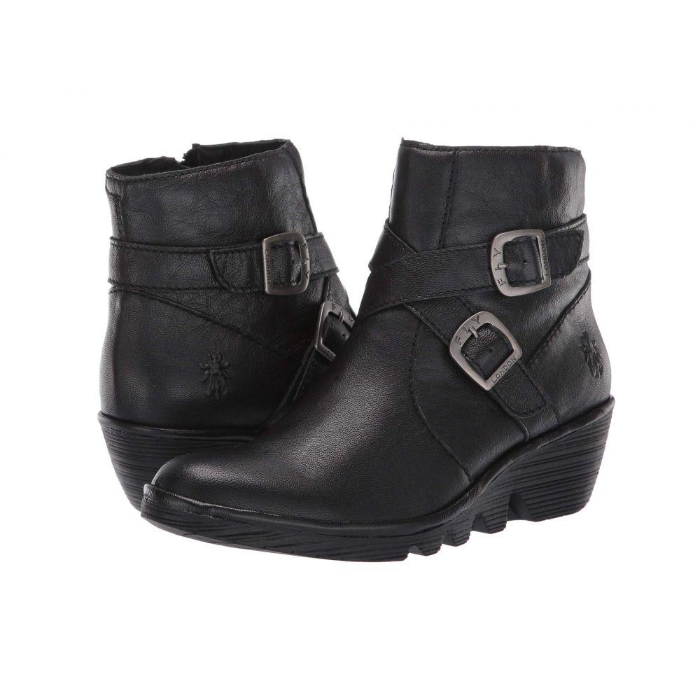 フライロンドン FLY LONDON レディース ブーツ シューズ・靴【PERZ914FLY】Black Mousse