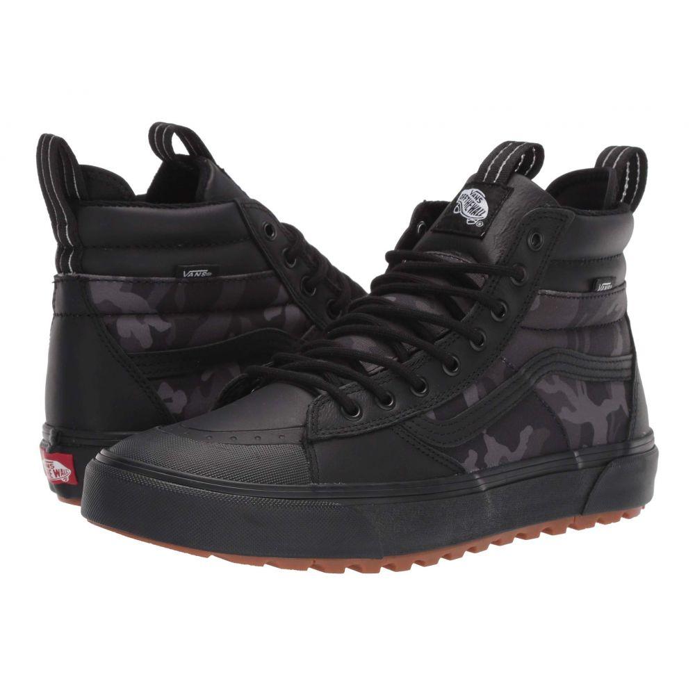 ヴァンズ Vans メンズ スニーカー シューズ・靴【Sk8-Hi MTE 2.0 DX】Woodland Camo/Black