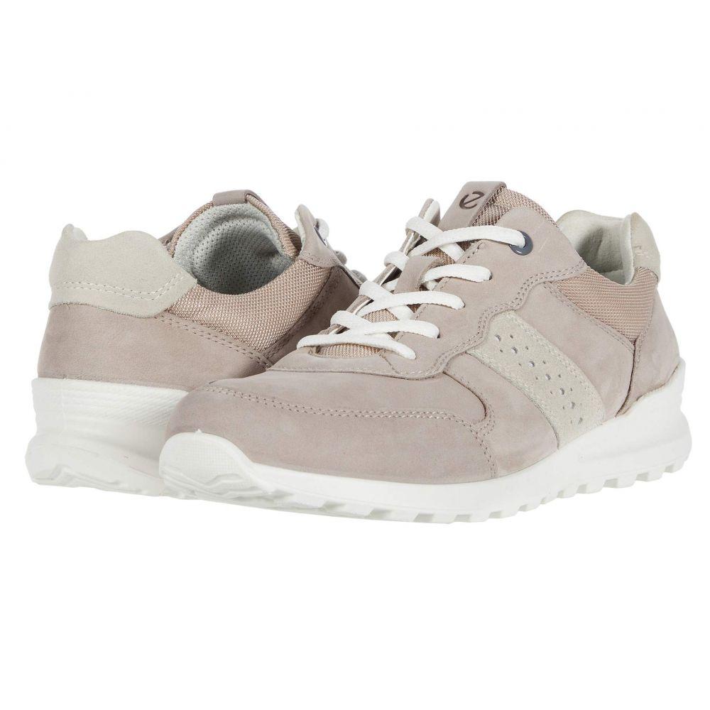 エコー ECCO レディース スニーカー シューズ・靴【CS20 Sneaker】Grey Rose/Shadow White
