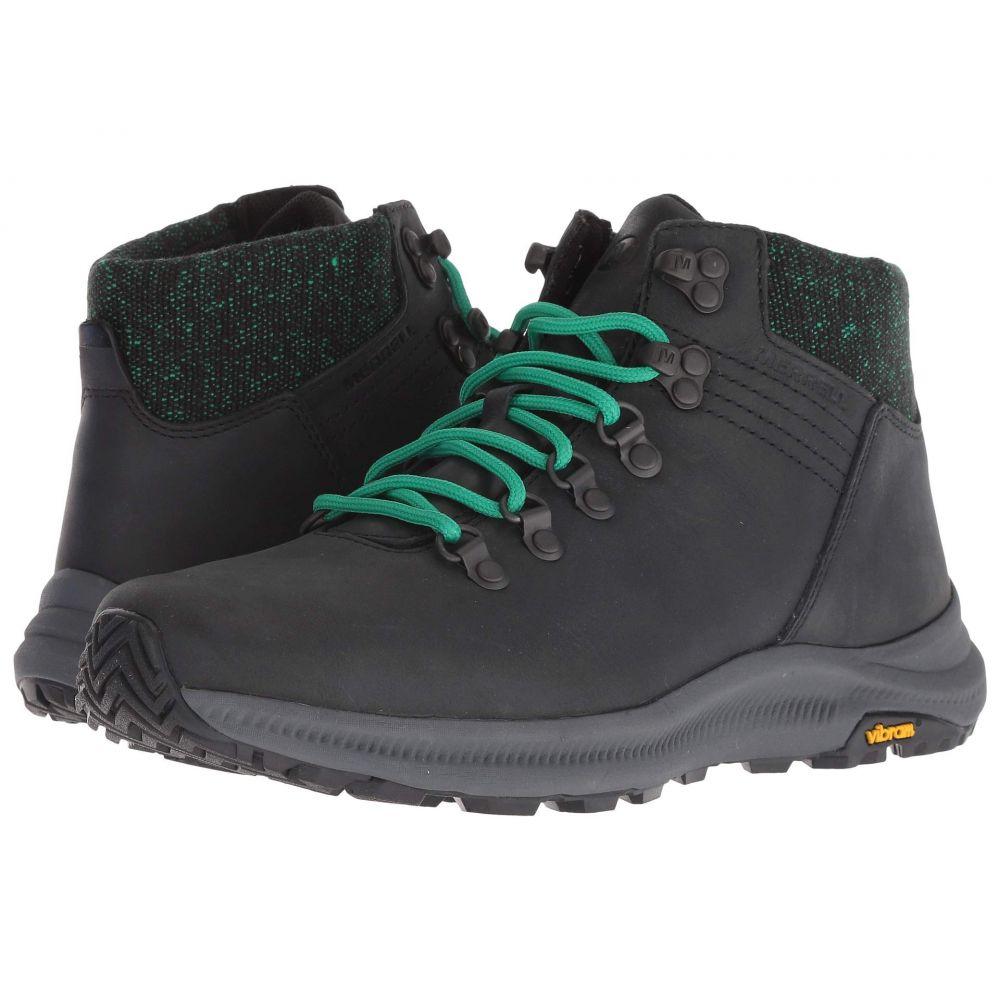 メレル Merrell レディース ハイキング・登山 シューズ・靴【Ontario Mid】Black