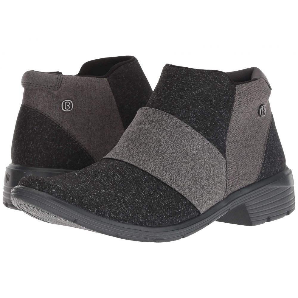 ゼィース Bzees レディース ブーツ シューズ・靴【Billie】Heather Grey Fabric