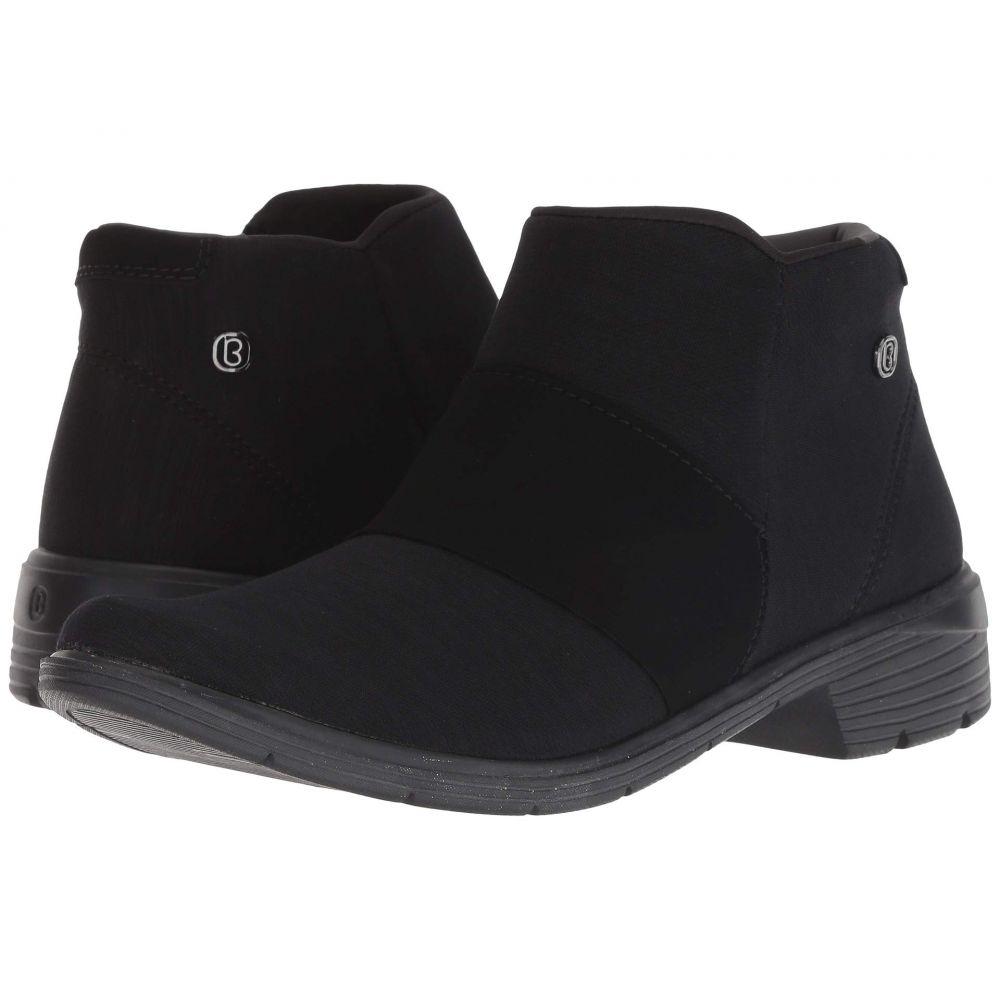 ゼィース Bzees レディース ブーツ シューズ・靴【Billie】Heather Black Fabric