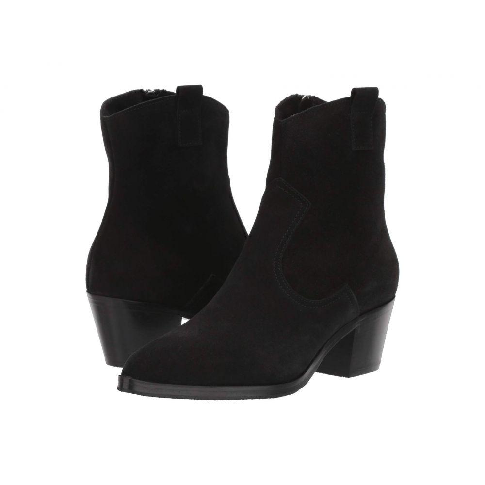 ラ カナディアン La Canadienne レディース ブーツ シューズ・靴【Pepper】Black Suede