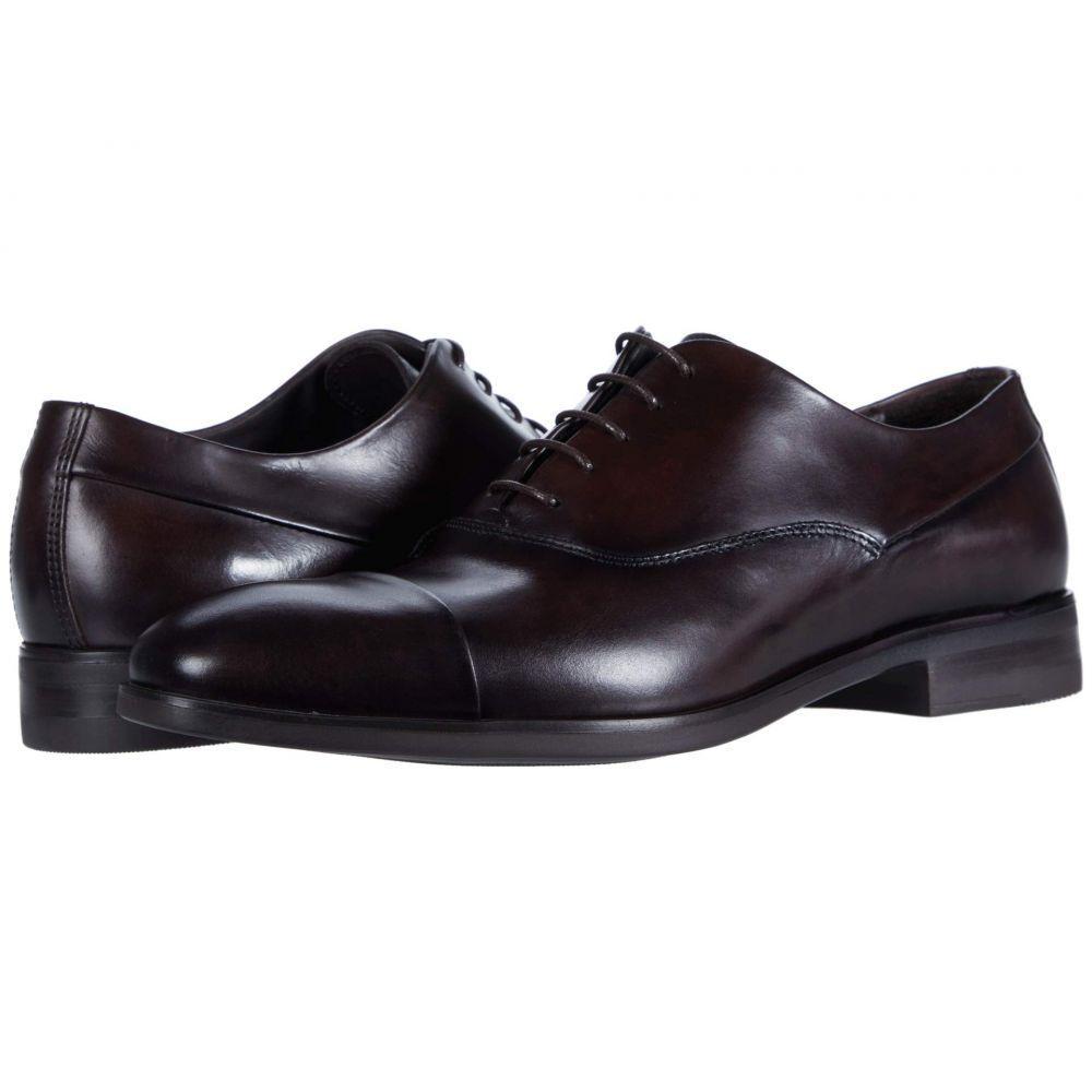 ブルーノ マリ Bruno Magli メンズ 革靴・ビジネスシューズ シューズ・靴【Benny】Dark Brown Calf