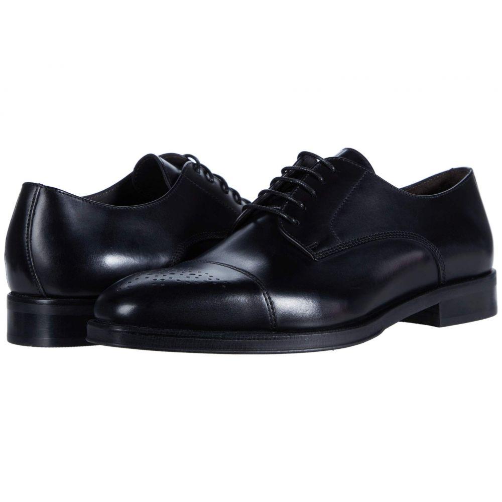 ブルーノ マリ Bruno Magli メンズ 革靴・ビジネスシューズ シューズ・靴【Hancock】Black Leather