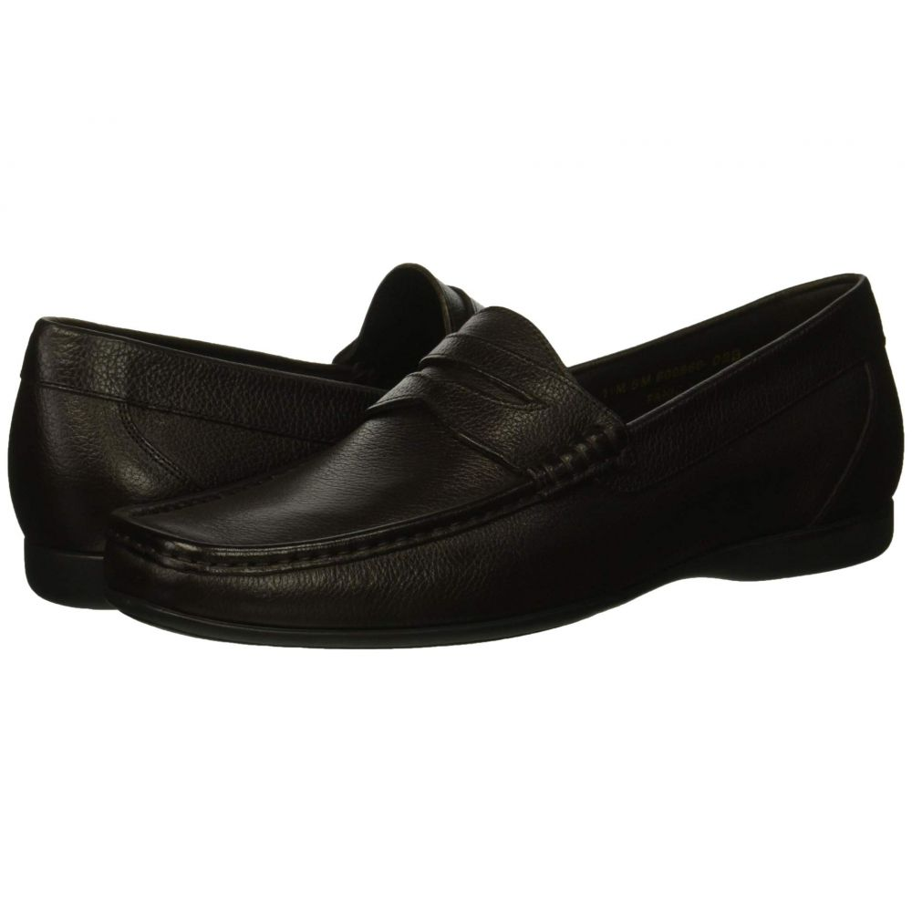 ブルーノ マリ Bruno Magli メンズ ローファー シューズ・靴【Panico】Dark Brown Leather
