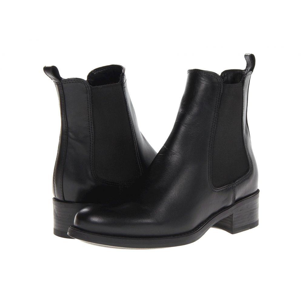 ラ カナディアン La Canadienne レディース ブーツ シューズ・靴【Sara】Black Leather