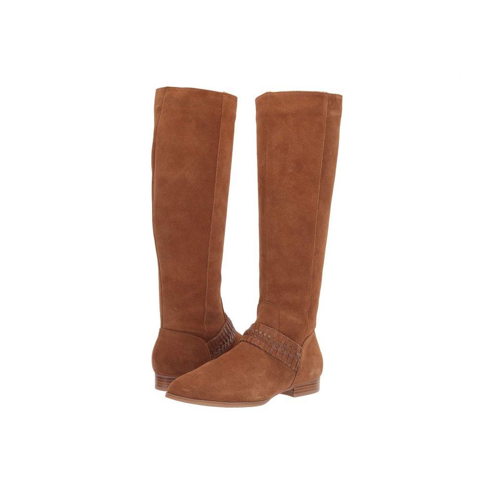 ジャックロジャース Jack Rogers レディース ブーツ ロングブーツ シューズ・靴【Tinsley Suede Knee Boot】Oak