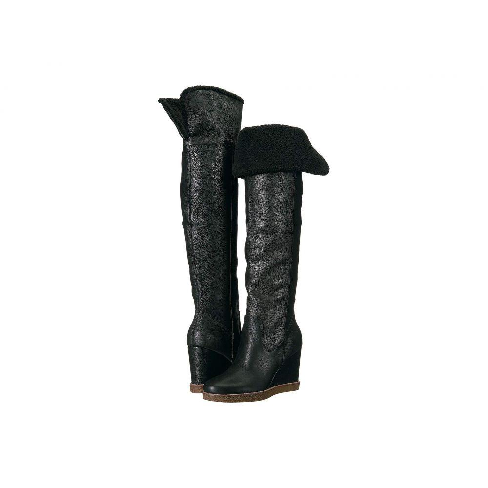 ドルチェヴィータ Dolce Vita レディース ブーツ シューズ・靴【Perly】Black Leather