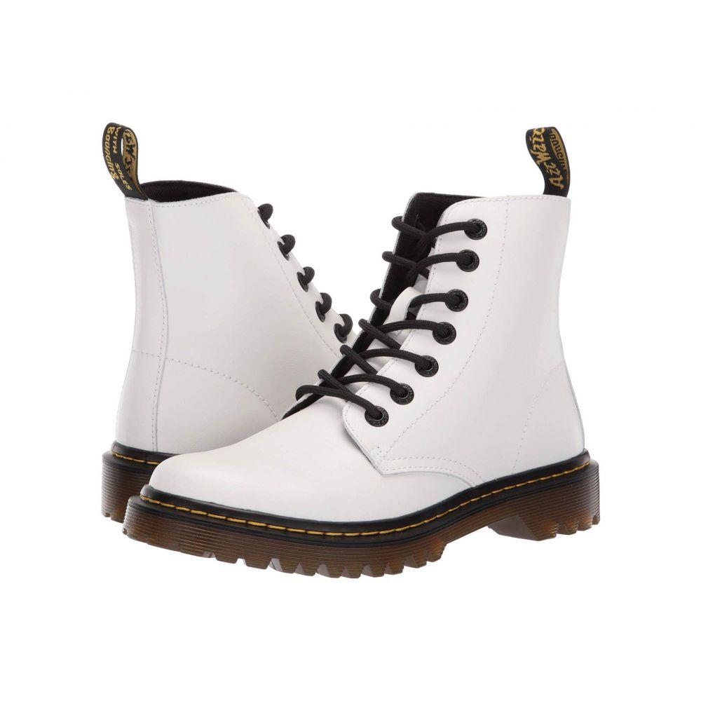ドクターマーチン Dr. Martens レディース ブーツ シューズ・靴【Luana】White T Lamper
