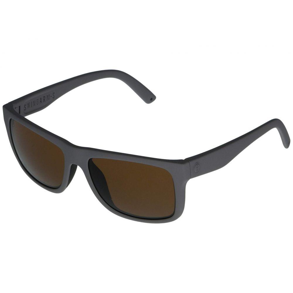 エレクトリック Electric Eyewear ユニセックス メガネ・サングラス 【Swingarm】Sport Matte Grey/Bronze Pro