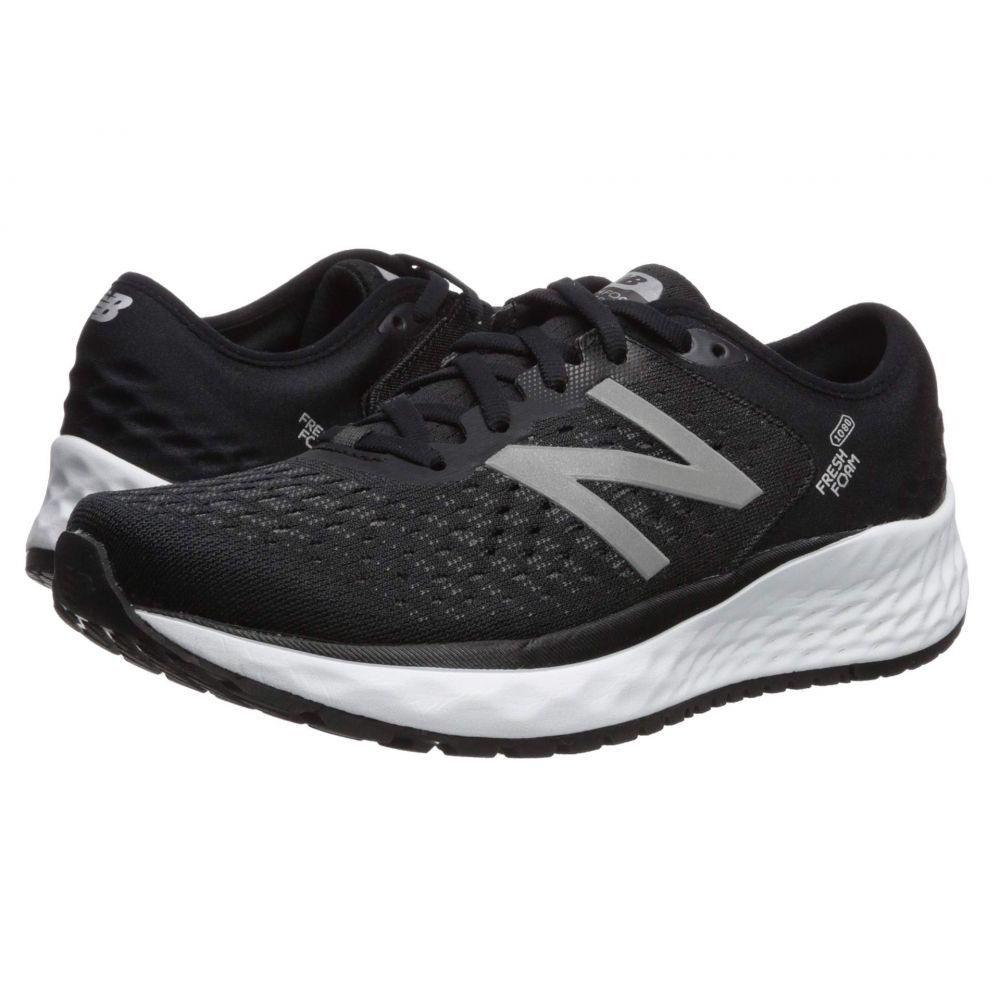 ニューバランス New Balance レディース ランニング・ウォーキング シューズ・靴【Fresh Foam 1080v9】Black/White