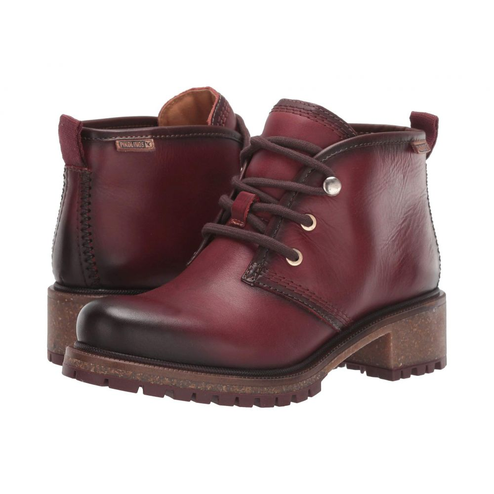 ピコリノス Pikolinos レディース ブーツ シューズ・靴【Aspe W9Z-8638】Arcilla