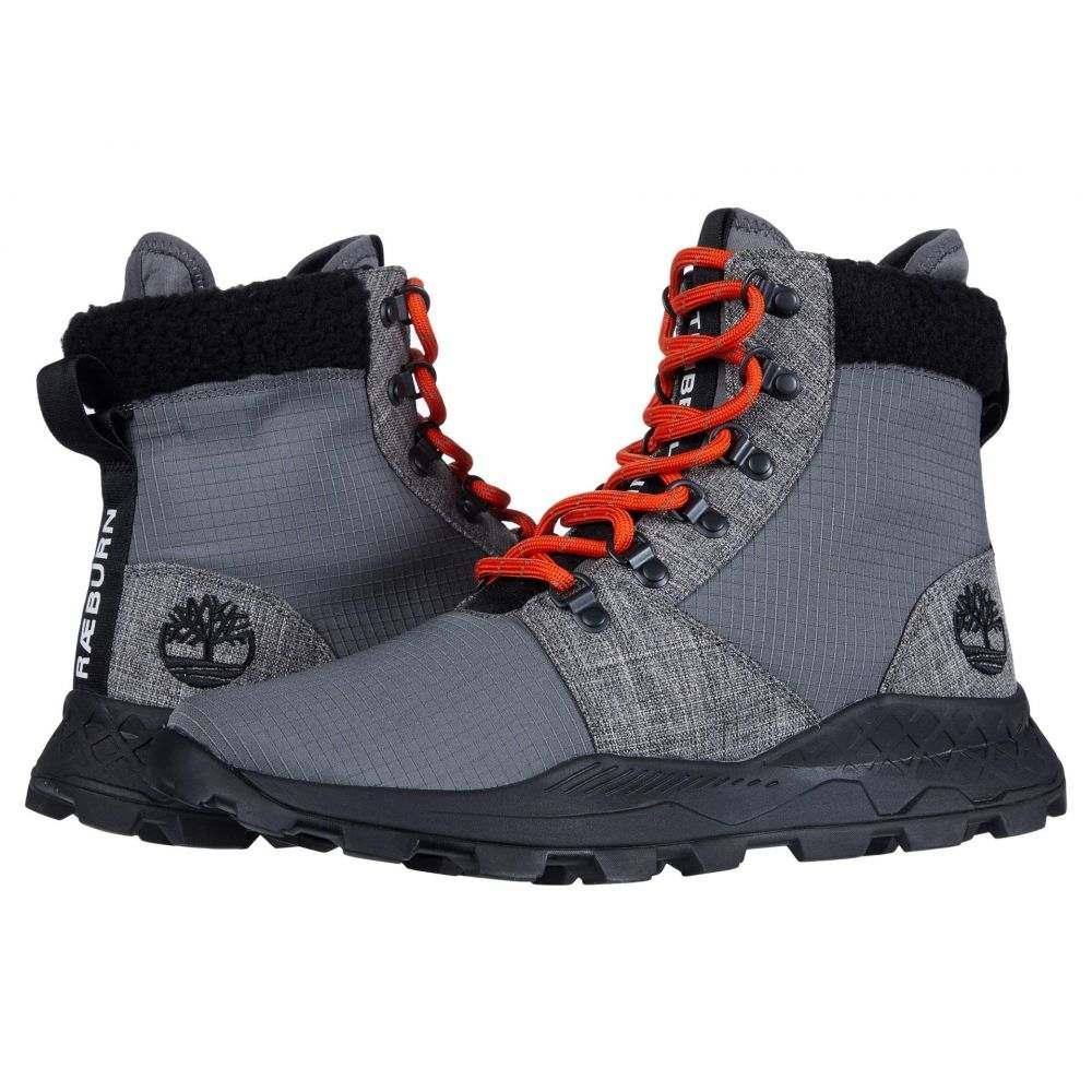 ティンバーランド Timberland メンズ ハイキング・登山 シューズ・靴【6 Brooklyn Fabric】Pewter