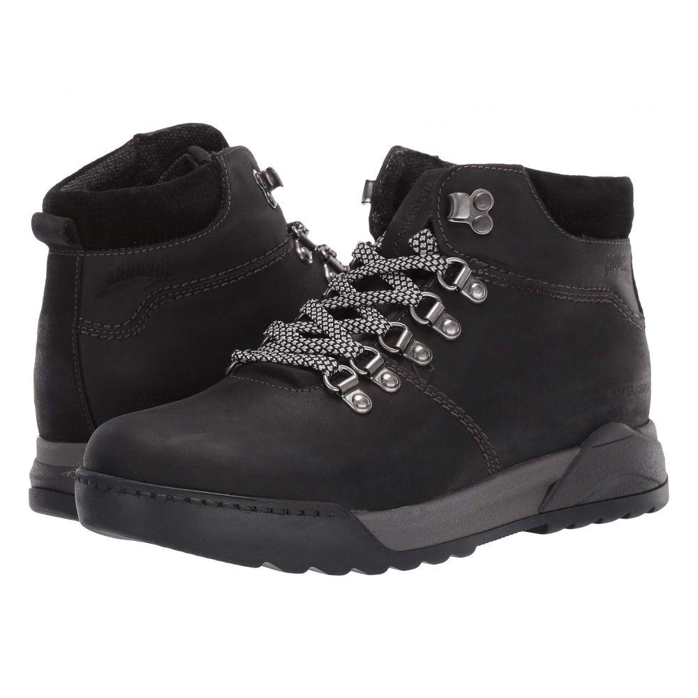 クーガー Cougar レディース ブーツ シューズ・靴【Swerve Waterproof】Black Leather