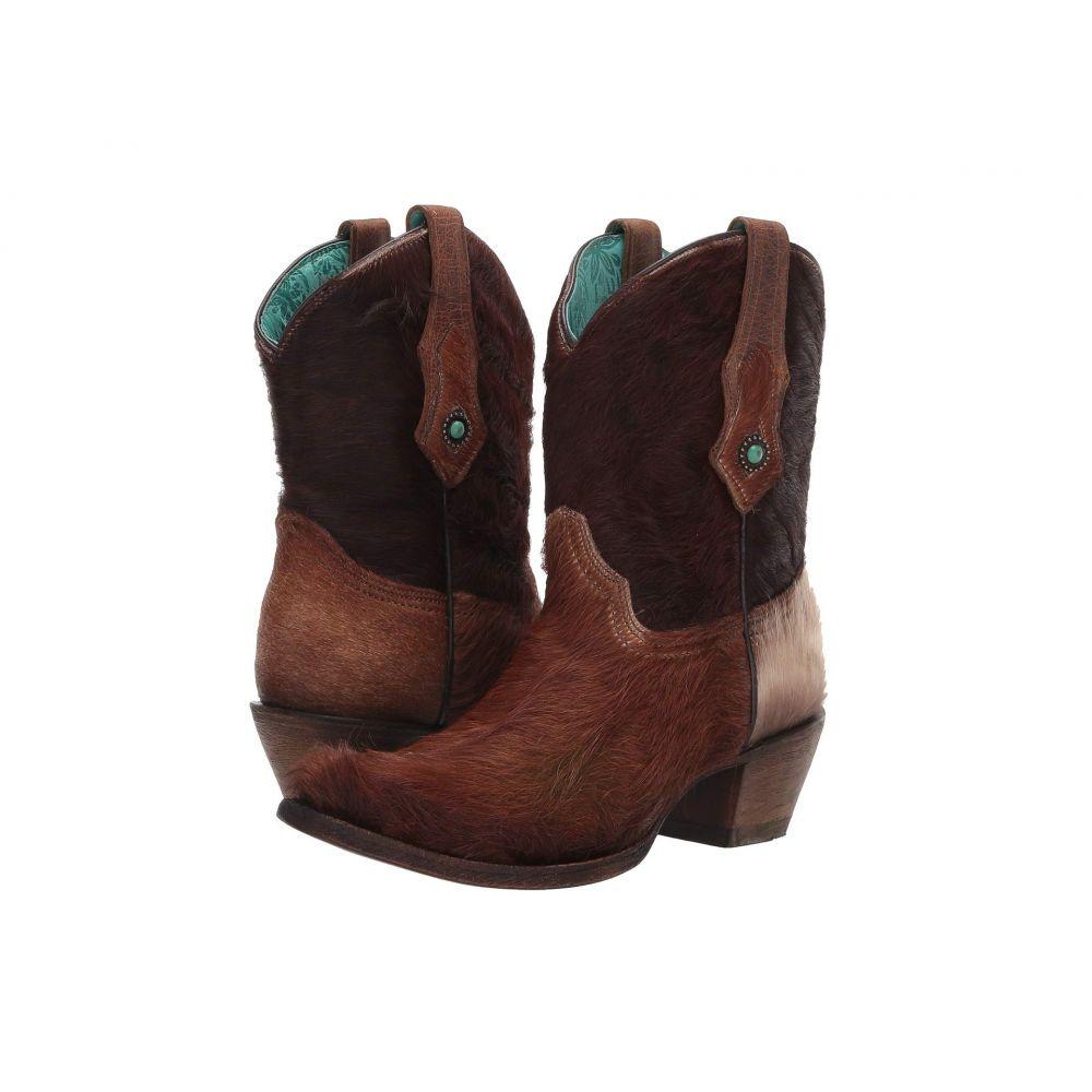 コラル Corral Boots レディース ブーツ シューズ・靴【C3586】Brown