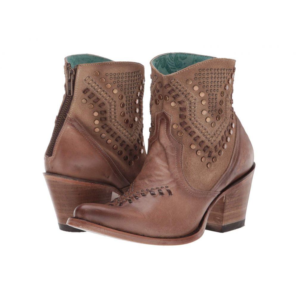 コラル Corral Boots レディース ブーツ シューズ・靴【E1420】Brown