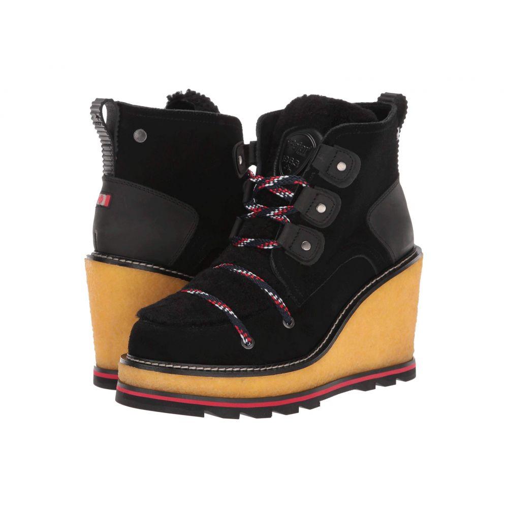 パジャー Pajar CANADA レディース ブーツ シューズ・靴【Tessa】Black