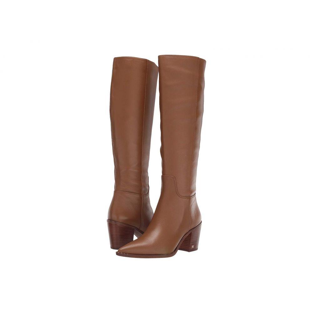 サム エデルマン Sam Edelman レディース ブーツ シューズ・靴【Lindsey】Cuoio Brown Nappa Verona Leather