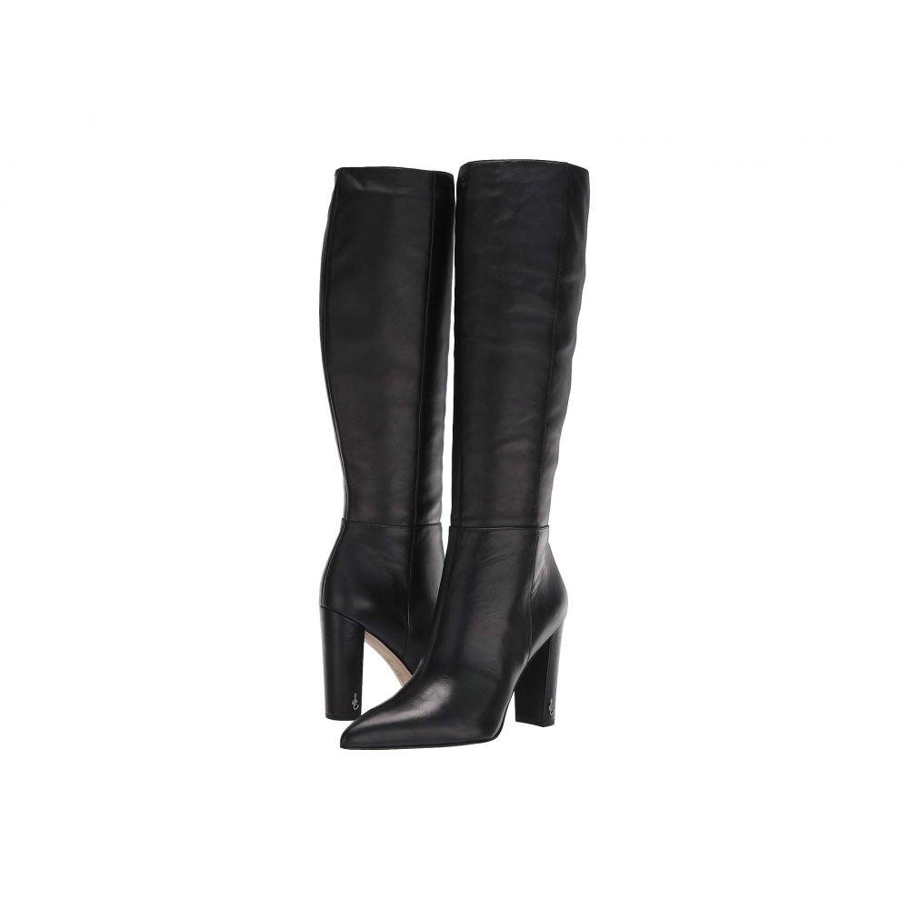 サム エデルマン Sam Edelman レディース ブーツ シューズ・靴【Raakel】Black Modena Calf Leather
