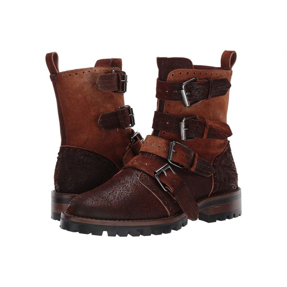 コラル Corral Boots レディース ブーツ シューズ・靴【F1184】Dark/Brown