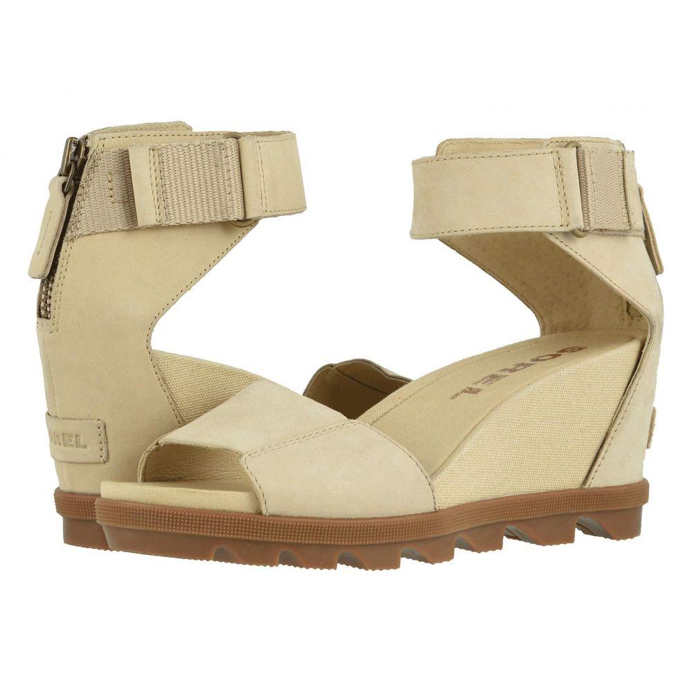 ソレル SOREL レディース サンダル・ミュール シューズ・靴【Joanie II Sandal】Oatmeal