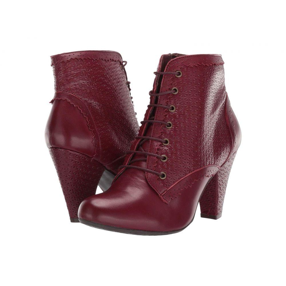 ミズムーズ Miz Mooz レディース ブーツ シューズ・靴【Channing】Bordeaux