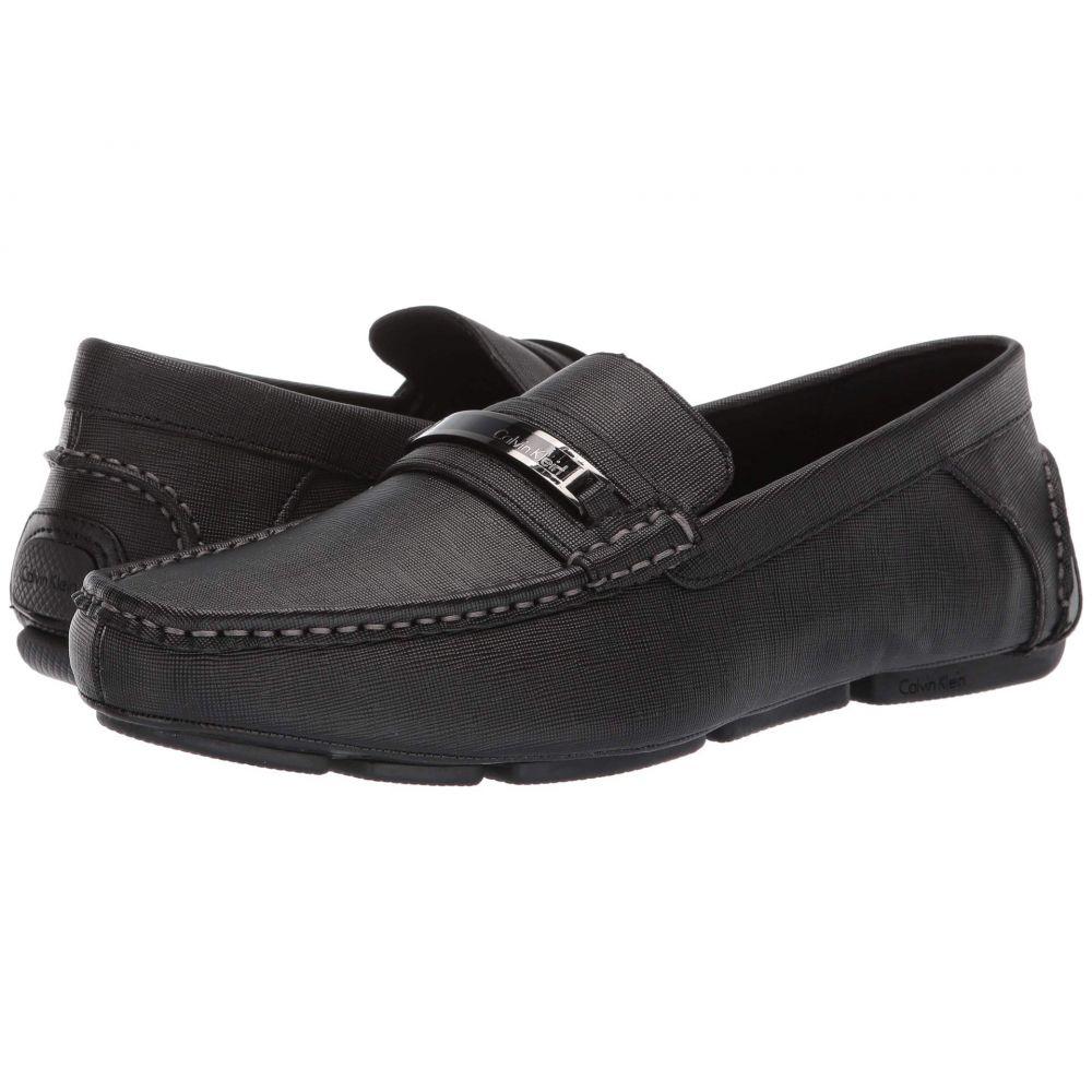 カルバンクライン Calvin Klein メンズ ローファー シューズ・靴【Merve】Black