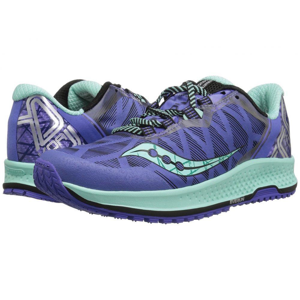 サッカニー Saucony レディース ランニング・ウォーキング シューズ・靴【Koa TR】Violet/Aqua