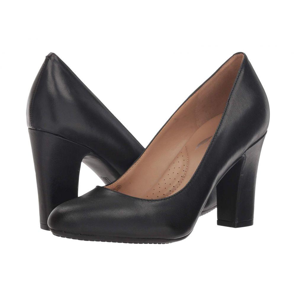 エアロソールズ Aerosoles レディース パンプス シューズ・靴【Octagon】Black Leather
