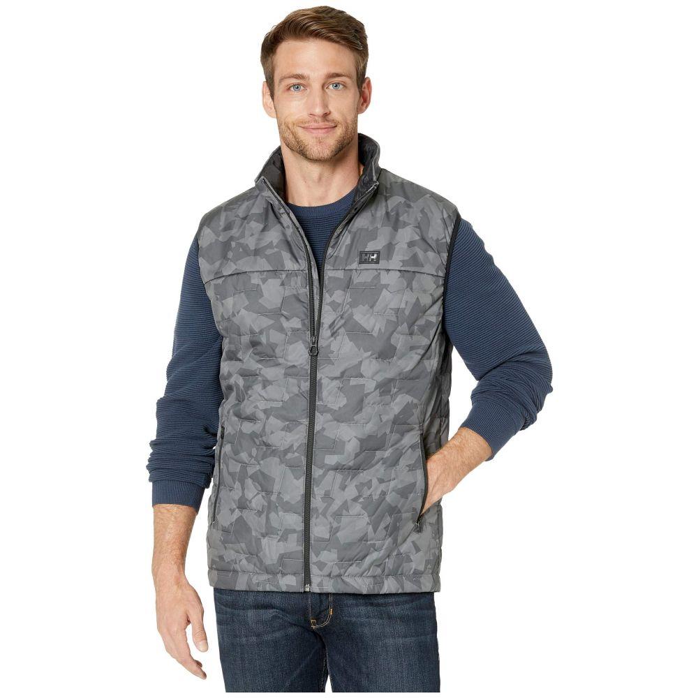 ヘリーハンセン Helly Hansen メンズ ベスト・ジレ トップス【Lifaloft Insulator Vest】Charcoal Camo