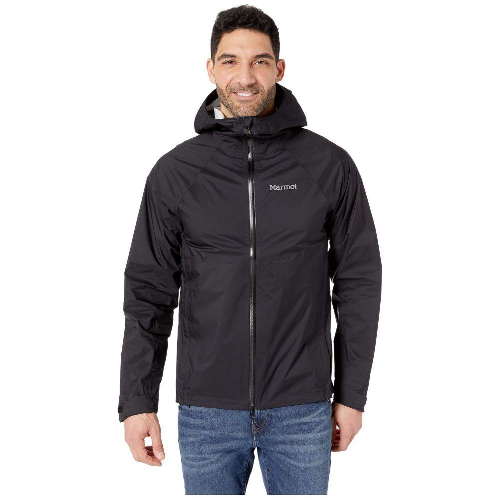 マーモット Marmot メンズ ジャケット アウター【PreCip Stretch Jacket】Black