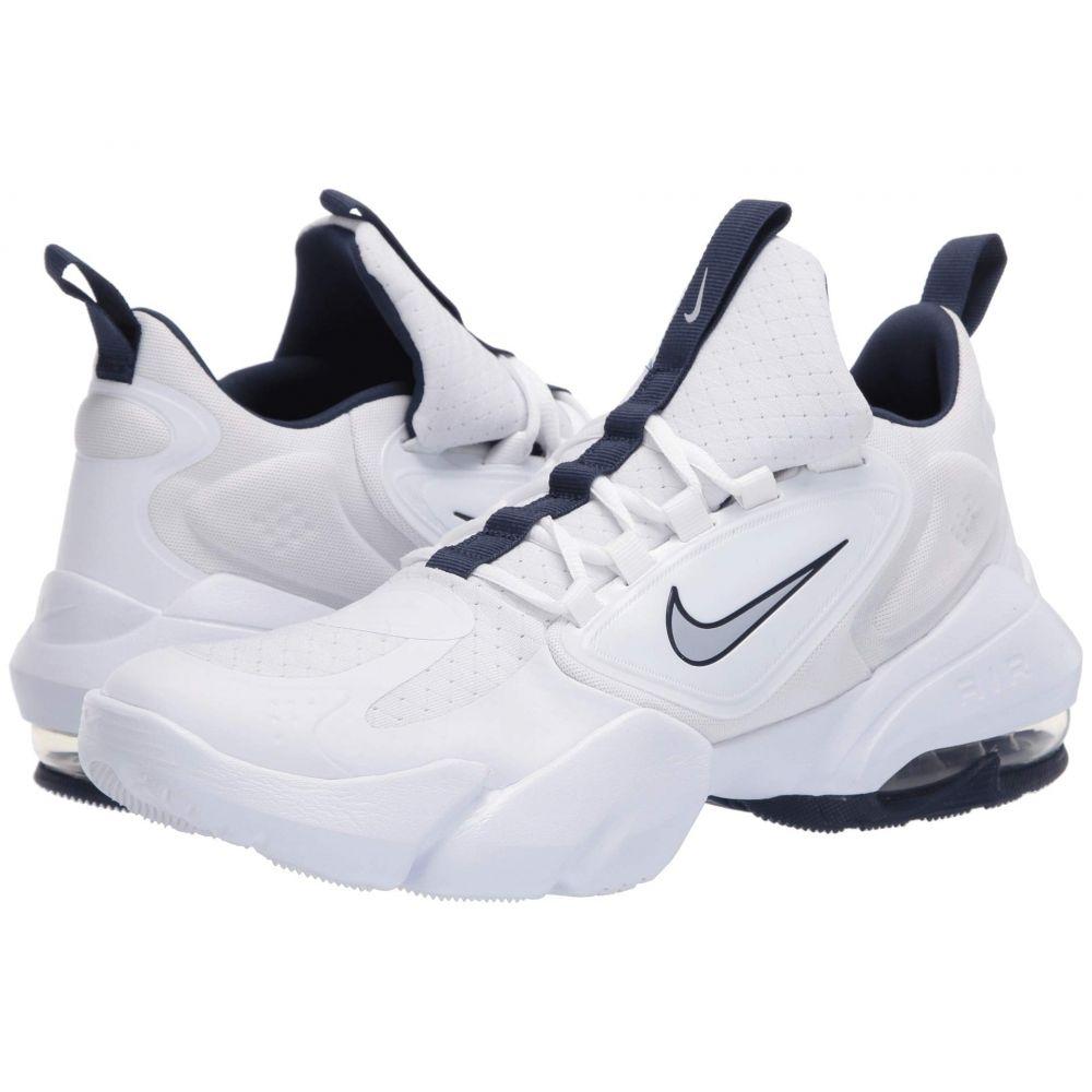 ナイキ Nike メンズ スニーカー シューズ・靴【Air Max Alpha Savage】White/Wolf Grey/Midnight Navy