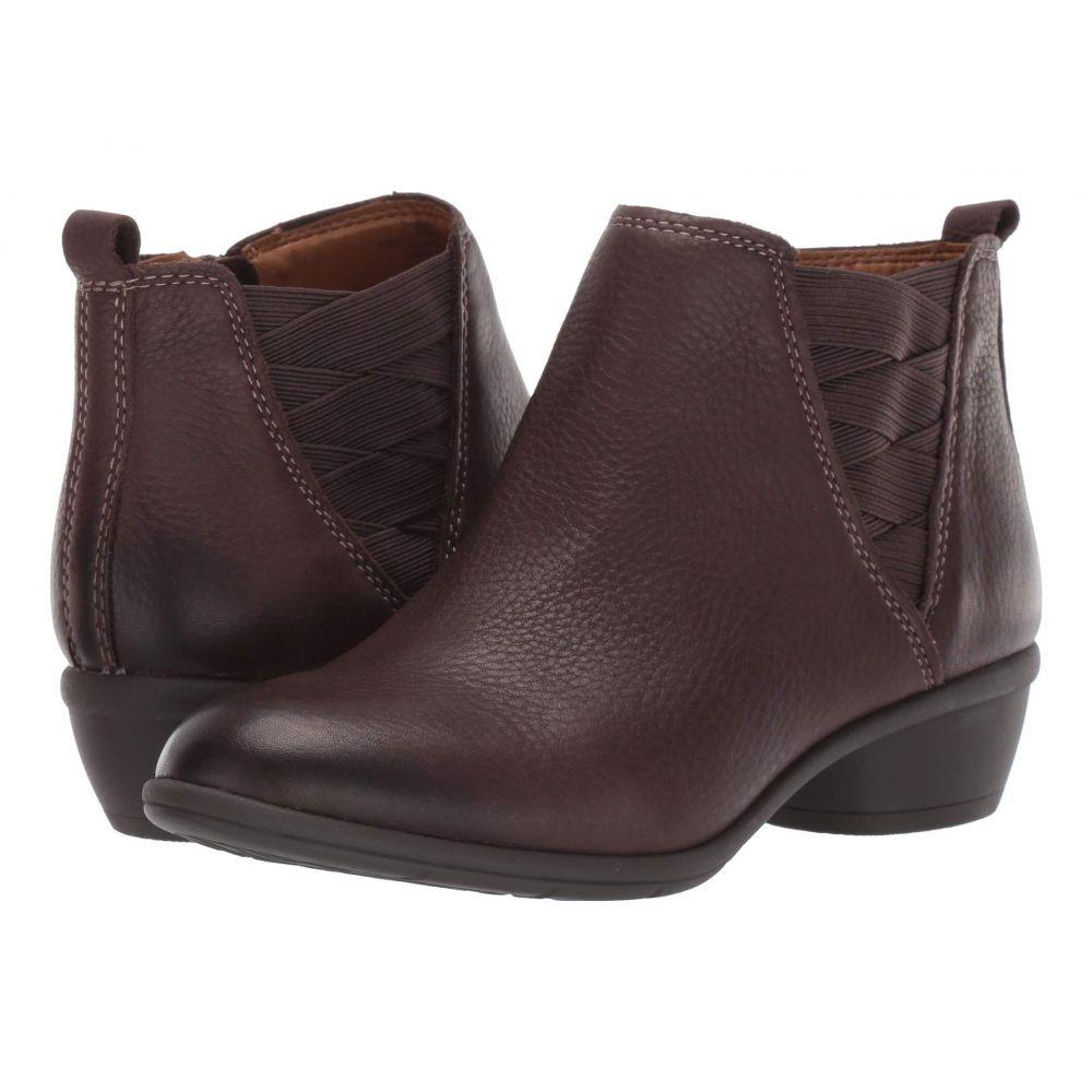 コンフォーティヴァ Comfortiva レディース ブーツ シューズ・靴【Questa】Merlot Brown Cascade Soft