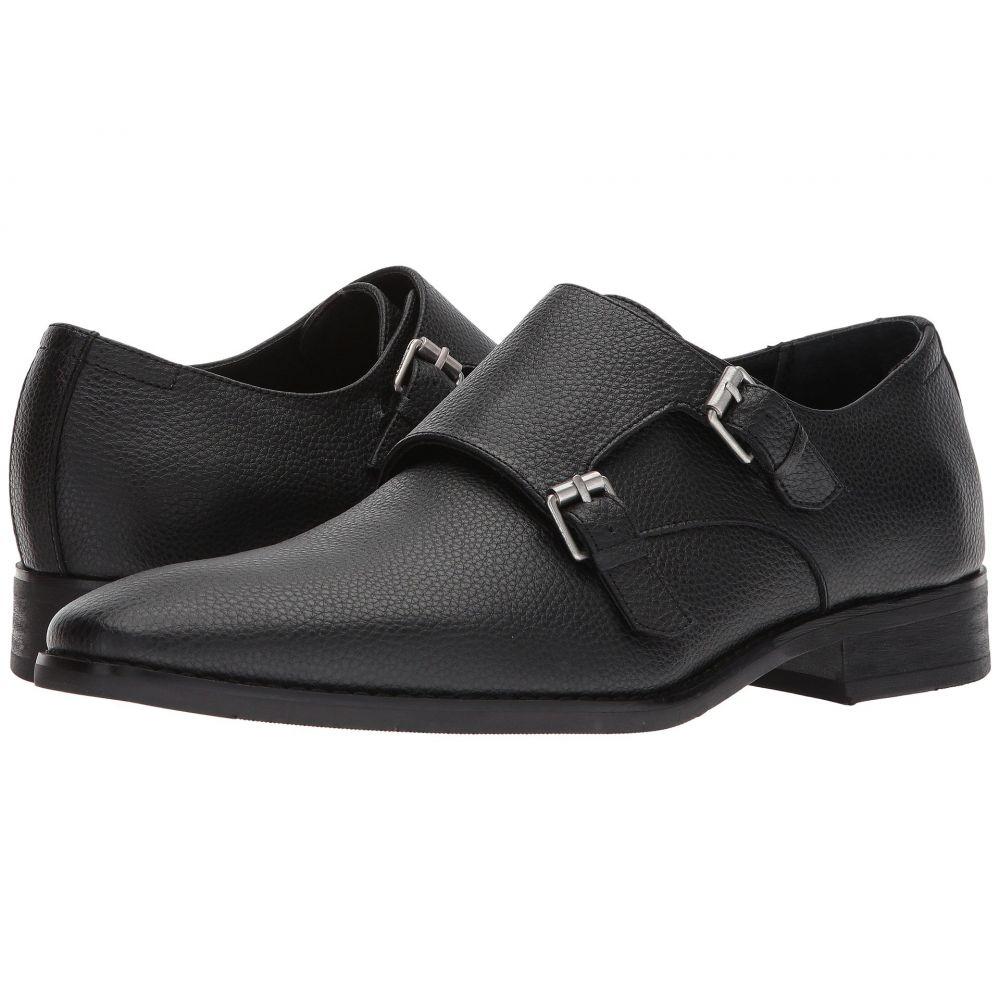 カルバンクライン Calvin Klein メンズ 革靴・ビジネスシューズ シューズ・靴【Robbie】Black