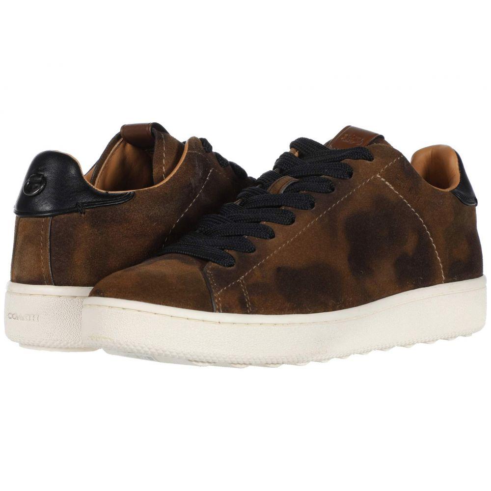 コーチ COACH メンズ スニーカー シューズ・靴【C101 Wild Beast Sneaker】Saddle