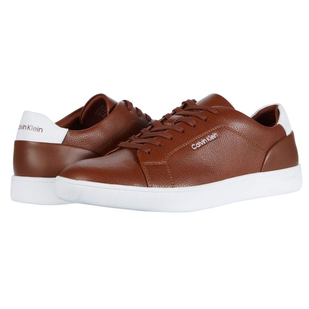 カルバンクライン Calvin Klein メンズ 革靴・ビジネスシューズ シューズ・靴【Winston】Russett Tumbled Smooth