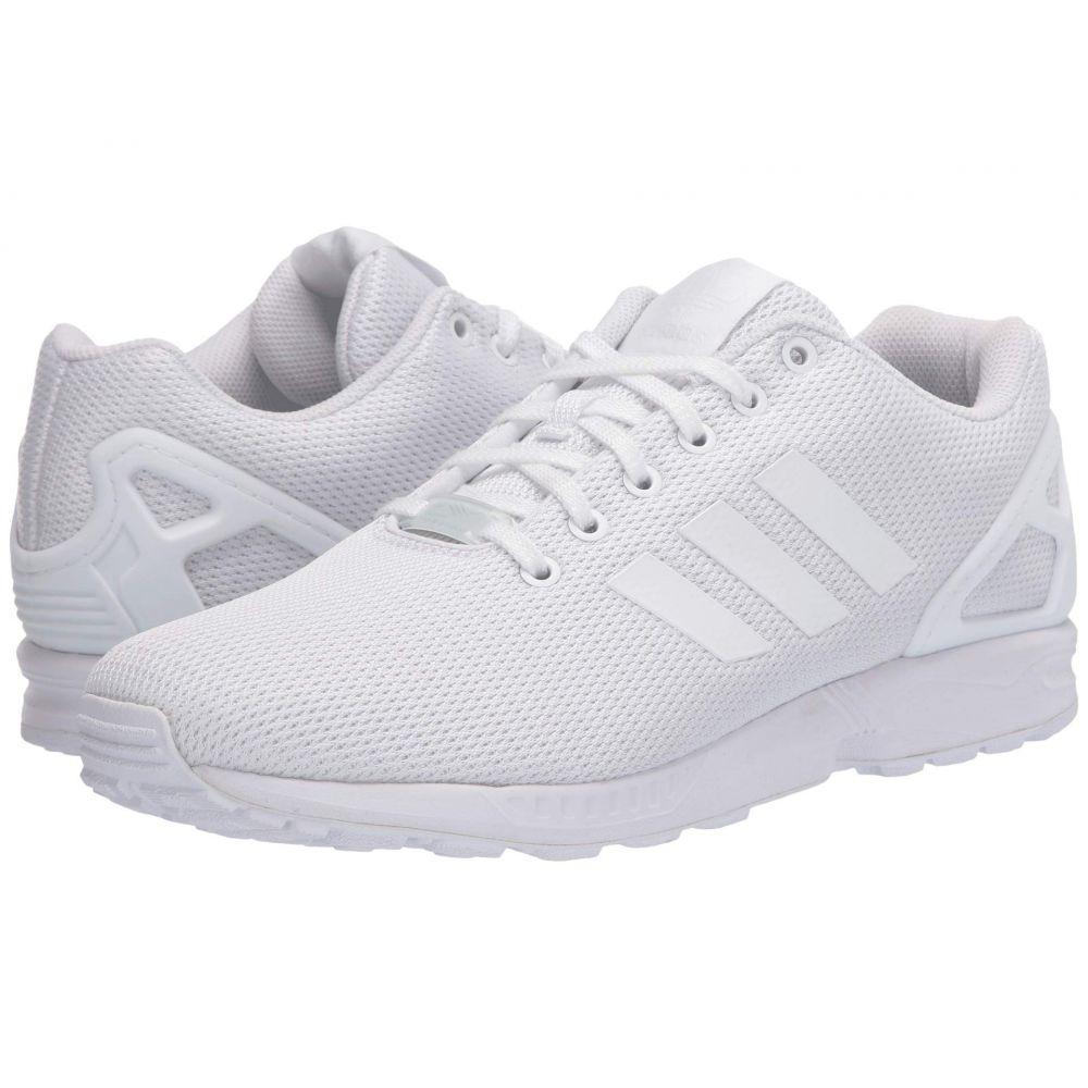 アディダス adidas Originals メンズ スニーカー シューズ・靴【ZX Flux】Footwear White/Footwear White/Footwear White