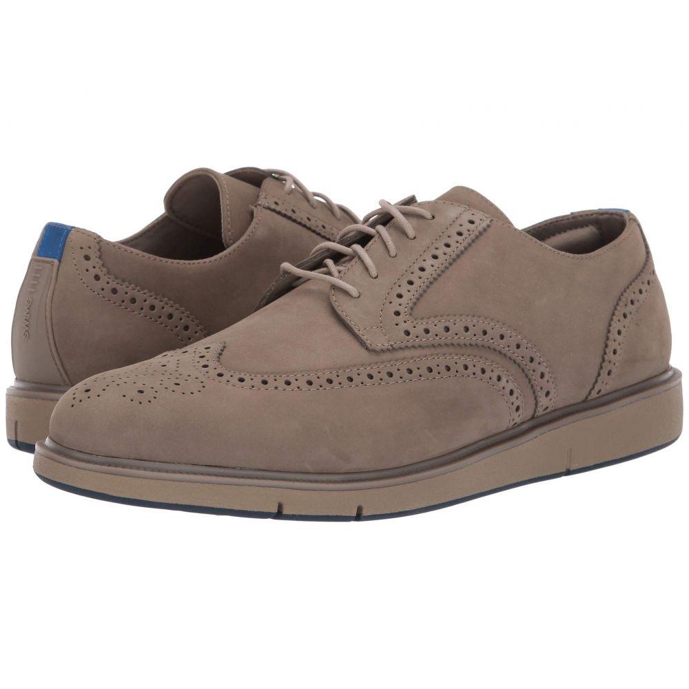 ウイングチップ スウィムス Wing Wolf/Navy Tip シューズ・靴【Motion 革靴・ビジネスシューズ SWIMS Oxford】Timber メンズ