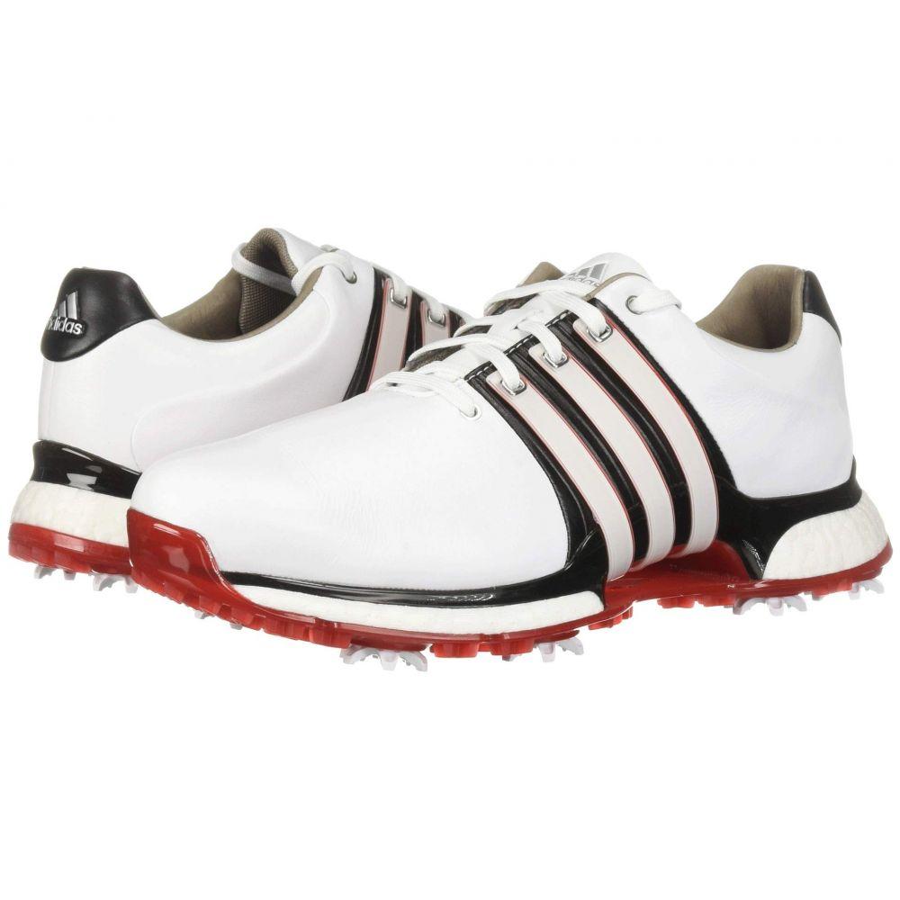 アディダス adidas Golf メンズ スニーカー シューズ・靴【Tour360 XT】Footwear White/Core Black/Scarlet