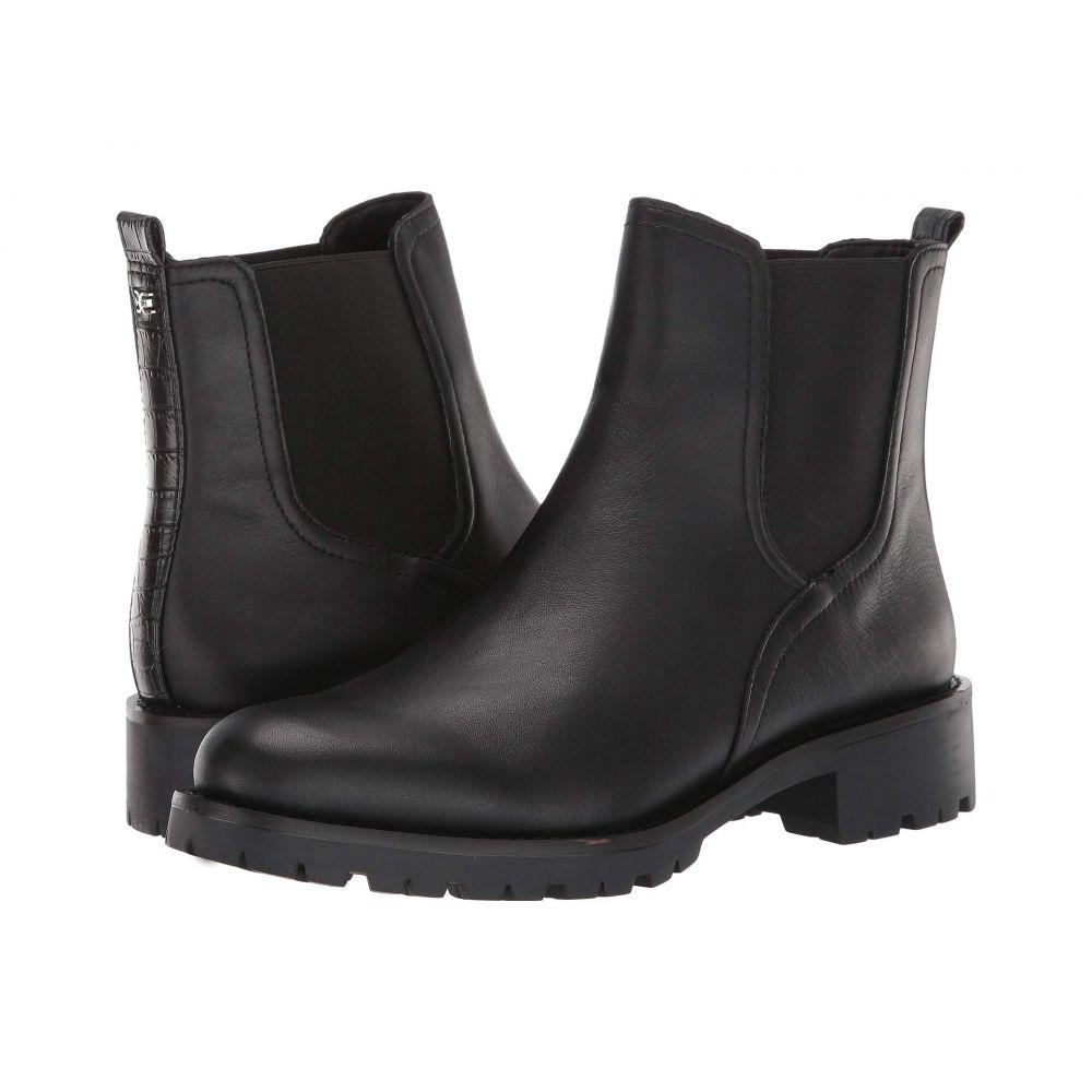 サム エデルマン Sam Edelman レディース ブーツ シューズ・靴【Jaclyn】Black Waterproof Basto Leather
