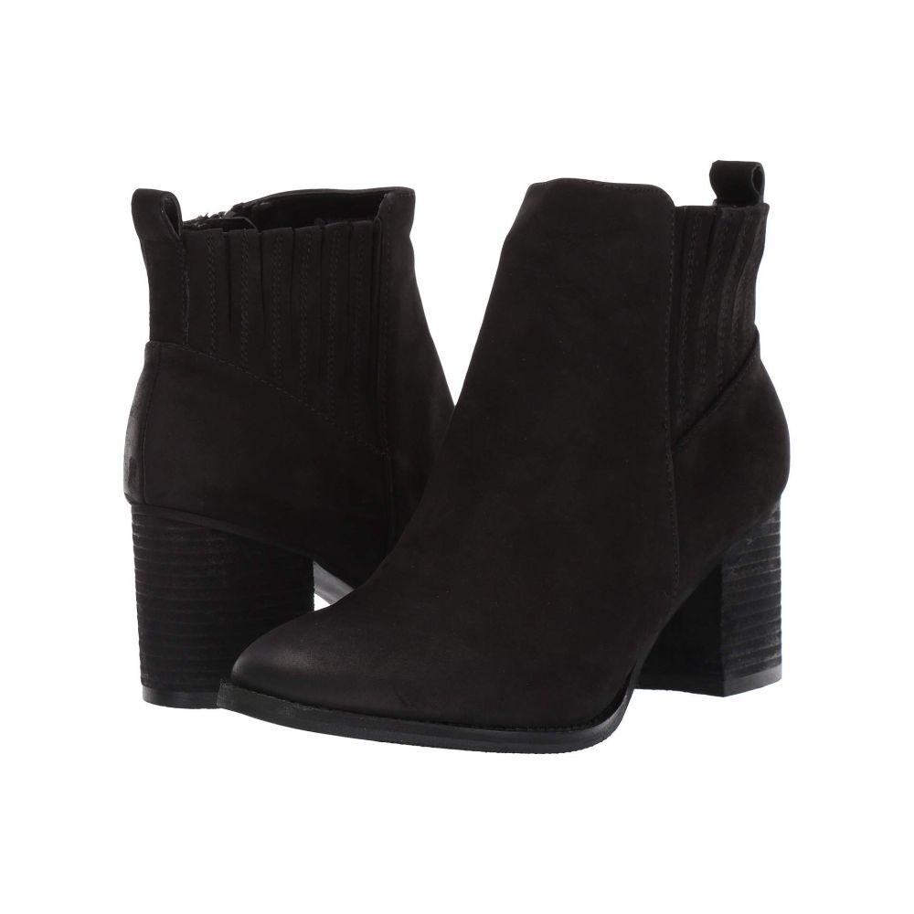 ブロンド Blondo レディース ブーツ シューズ・靴【Noa Waterproof】Black Nubuck