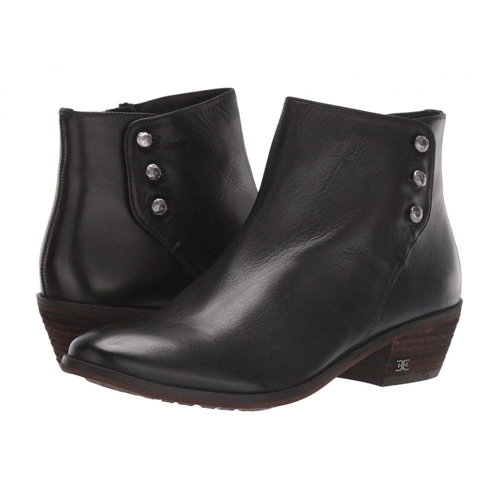 サム エデルマン Sam Edelman レディース ブーツ シューズ・靴【Paila】Black Veg Calf Leather