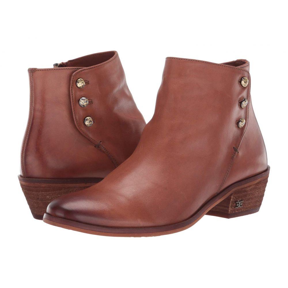 サム エデルマン Sam Edelman レディース ブーツ シューズ・靴【Paila】Cognac Veg Calf Leather